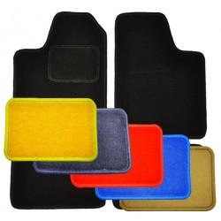 Textilní autokoberce na míru Colorfit Tunning - Velur