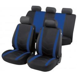Univerzální autopotahy Blues, barva modrá