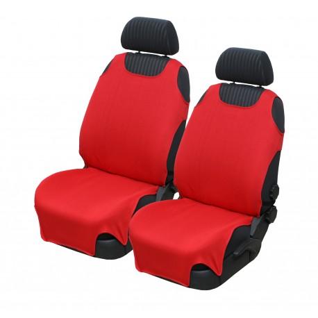 Autotrika Colorado, boční airbag, barva červená