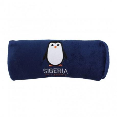 Návlek na pás a cestovní polštářek Siberia Boy