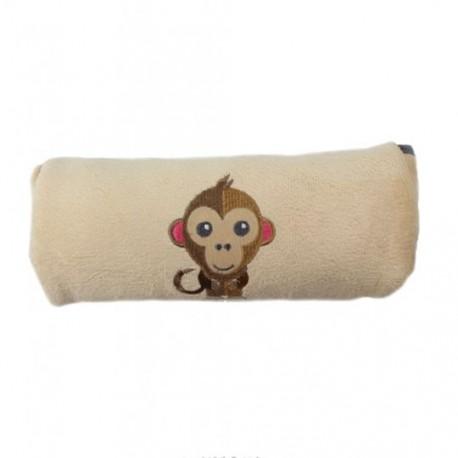 Návlek na pás a cestovní polštářek Happy Monkey