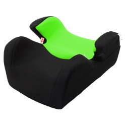 Autosedačka dětská APOLLO 15-36 kg, barva černá/zelená