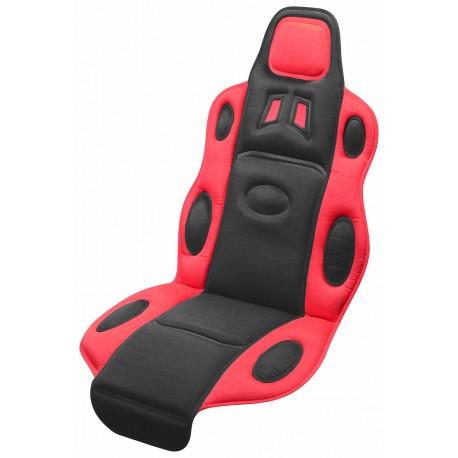 Potah sedadla Sport Race, barva červená