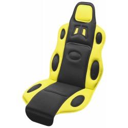 Potah sedadla Sport Race, barva žlutá