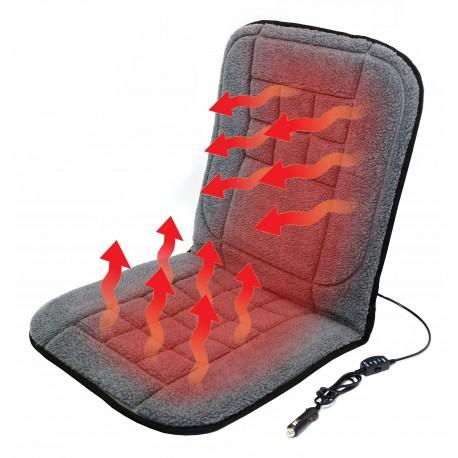 Autopotah sedadla vyhřívaný s termostatem TEDDY 12V