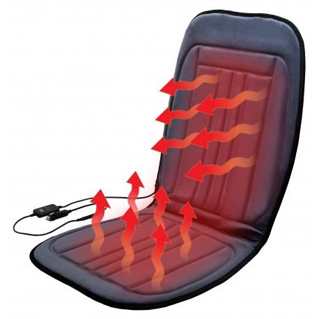 Autopotah sedadla vyhřívaný s termostatem GRADE 12V