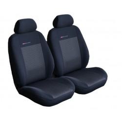 Autopotahy na Citroen Berlingo II., přední sedadla 1+1, od r.2008, Lux style barva černá