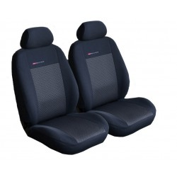 Autopotahy na Peugeot Bipper, od r. 2008, 2 místa, Lux Style barva černá