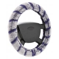 Potah volantu Lemur, barva modrá