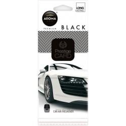 Osvěžovač vzduchu AROMA CAR PRESTIGE CARD BLACK