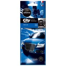 Osvěžovač zduchu AROMA CAR CITY NEW CAR