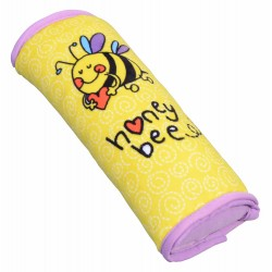 Návlek na pás a cestovní polštářek Honey Bee