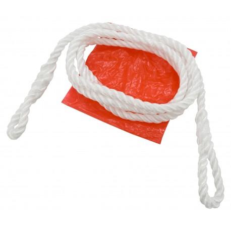 Tažné lano 2200 kg