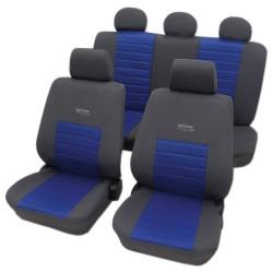 Univerzální autopotahy Active Sport, barva modrá