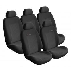 Autopotahy Lux style na Seat Alhambra II., od roku 2010, 5 míst , barva antracit