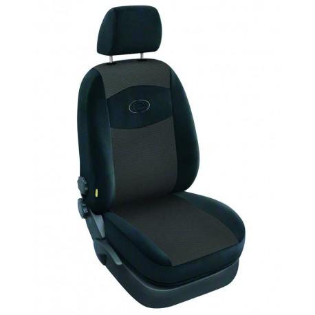 Autopotahy na míru Lux, Alfa Romeo 145, od roku 2000, Dělené, nedělené Dělená zadní sedadla 0028