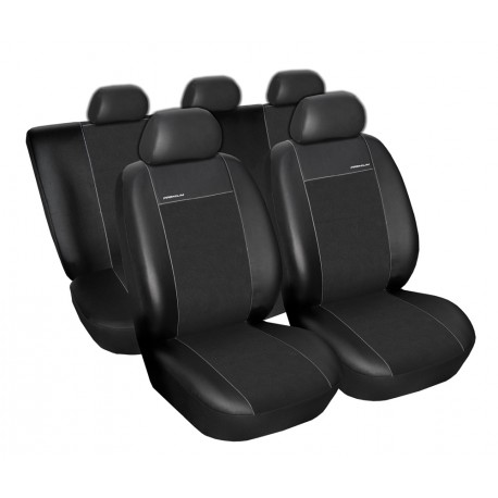 Autopotahy na Citroen Xsara Picasso, 5 míst, Eco Lux barva černá 0257