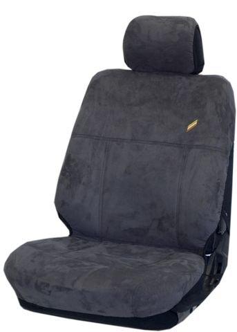 UNI potahy na jedno sedadlo Alka Style, barva šedá
